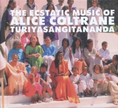 Coltrane alice - World Spiritual Classics