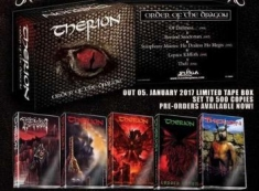 Therion - Order Of The Dragon The (Tape Box)