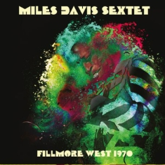 DAVIS MILES - Fillmore West 1970
