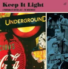 Blandade Artister - Keep It Light: A Panorama Of Britis