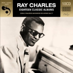 Charles Ray - 18 Classic Albums