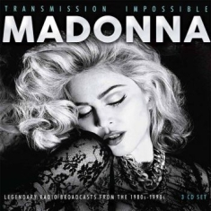 Madonna - Transmission Impossible (3Cd)