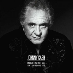 Johnny Cash - Unchained In A Rusty Cage