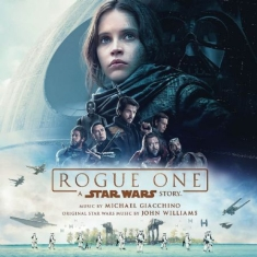 Filmmusik - Rogue One - A Star Wars Story (2Lp)