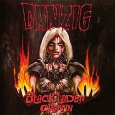 Danzig - Black Laden Crown (Gtf Black Vinyl)