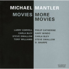 Mantler Michael - More Movies (Lp)