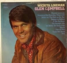 Glen Campbell - Wichita Lineman (Vinyl)