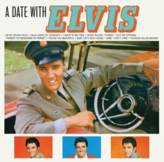 Presley Elvis - A Date With Elvis/Elvis Is Back