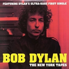 Dylan Bob - The New York Tapes (Red)