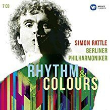 Simon Rattle - Rhythm & Colours