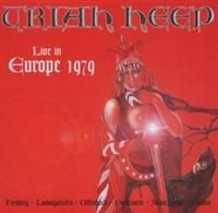 Uriah Heep - Live In Europe 1979
