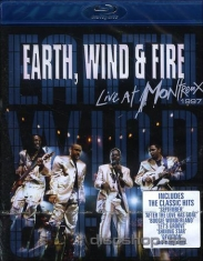 Earth, Wind & Fire - Live At Montreux 1997/98