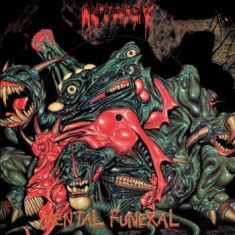 Autopsy - Mental Funeral - Picturedisc