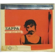 Frank Zappa - One Shot Deal