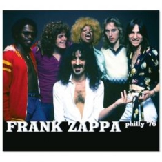 Frank Zappa - Philly '76 (2Cd Live 1976)