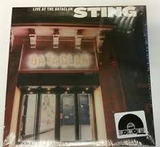 Sting - Live At Bataclan -Ep-