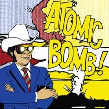 ATOMIC BOMB BAND - Plays William Onyeabor