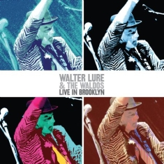 LURE WALTER & THE WALDOS - Live In Brooklyn