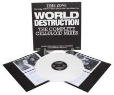 Time Zone Feat- John Lydon & Afrika - World Destruction