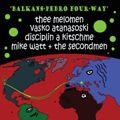 Various artists - Balkans-Pedro Four-Way