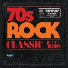 Various artists - Classic 45S - 70S Rock