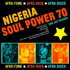 Various artists - Nigeria Soul Power '70