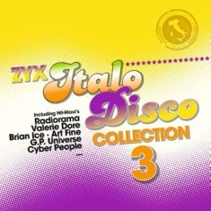 Blandade Artister - Zyx Italo Disco Collection 3