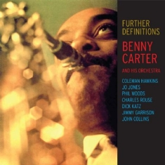 Benny Carter - Further Difinitions