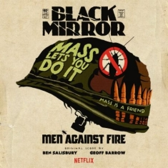 Salisbury Ben & Geoff Barrow - Black Mirror:Men Against Fire - Pic