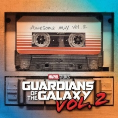 Blandade Artister - Guardians Of The Galaxy Vol 2- Awes