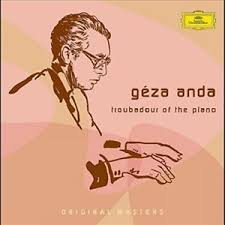 Anda Geza, Piano - Troubadour Of The Piano (5Cd)