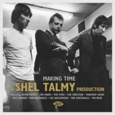 Blandade Artister - Making Time:A Shel Talmy Production