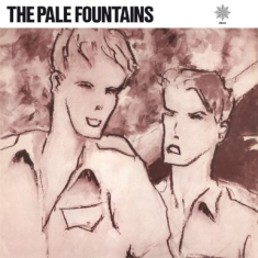Pale Fountains - Something On My Mind (+Cd)