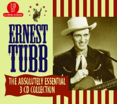 Tubb Ernest - Absolutely Essential Collection