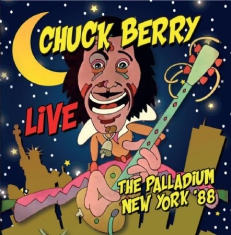 Chuck Berry - Live..At Palladium New York '88