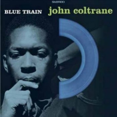 Coltrane John - Blue Train (Coloured)