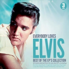 Elvis Presley - Best Of The Ep\s Collection