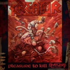 Kreator - Pleasure To Kill (2-Lp Set)
