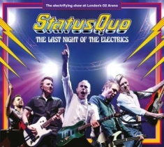 Status Quo - The Last Night Of The Electrics (Ea
