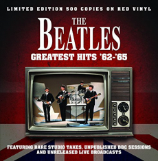 Beatles - Greatest Hits 1962-65 (Red)