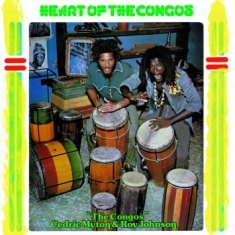 Congos - Heart Of The Congos - 40Th Anniv.