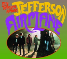 Jefferson Airplane - Fly Translove Airways - 65-70 Broad