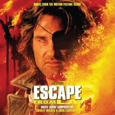 Escape From L.A. - Soundtrack