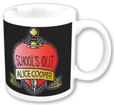 Cooper Alice - Scools Out Boxed Mug