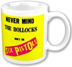 Sex Pistols - Never Mind The Bollocks Mug