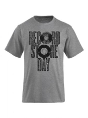 Record Store Day - T-Shirt Grey
