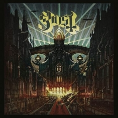 Ghost - Meliora (Deluxe Edition including Popestar-Maxi)
