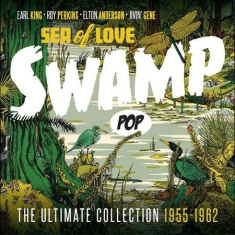 Blandade Artister - Swamp Pop - Sea Of Love