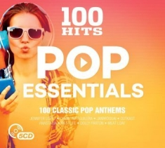 Blandade Artister - Pop Essentials - 100 Hits