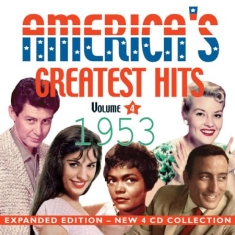 Blandade Artister - Greatest Country Hits Of 1953 - Exp